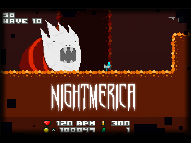 Nightmerica Alpha Build 1