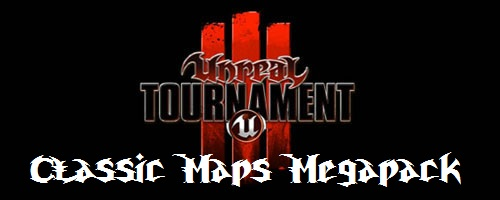 Unreal Tournament 3: Classic Maps Megapack