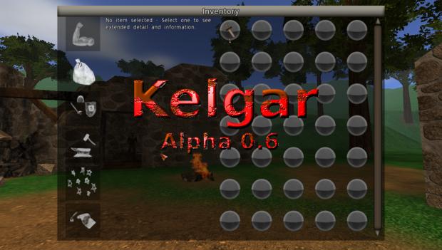 Kelgar Alpha 0.6 - August release