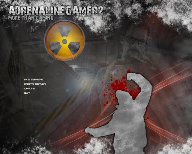 Adrenaline Gamer 1.02 + MAPPACK