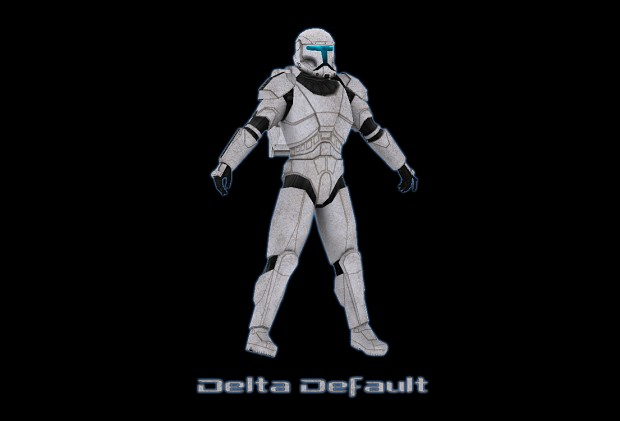 Republic Commando model