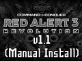 Red Alert 3: Revolution v1.1 (Manual Install)