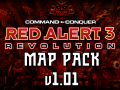 Red Alert 3: Revolution Map Pack v1.01