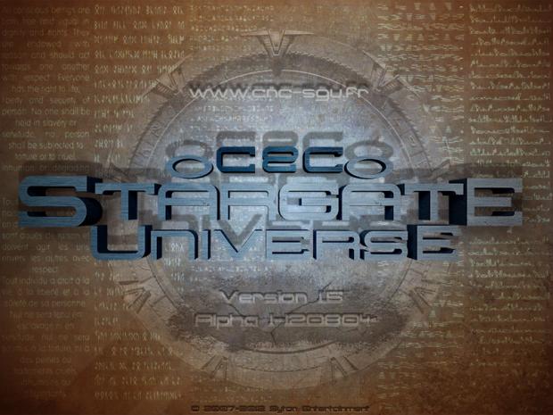 CnC SGU Version 1.5 Alpha 1 120804