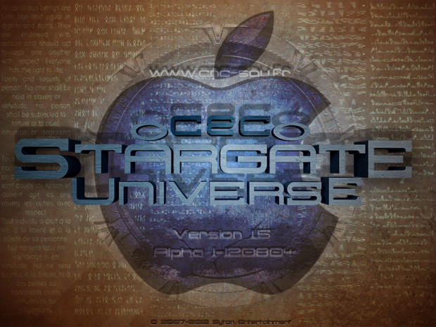 CnC SGU Version 1.5 Alpha 1 120804 MAC