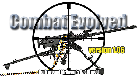 Combat Evolved mod v1.06.60812