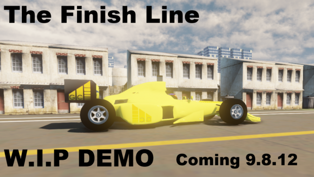 The Finish Line alpha demo