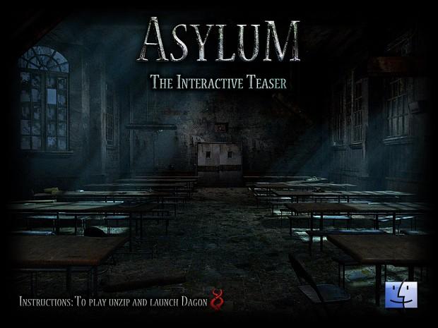 Asylum Interactive Teaser (Mac)