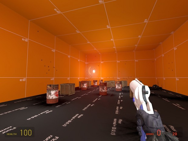 Half-Life 2: Beta Deathmatch Pre-Release Version 2