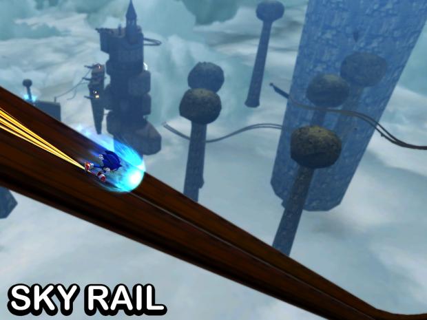 Sky Rail - Release v1.1