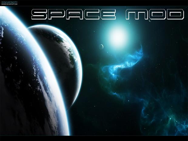 Space Mod v1.0