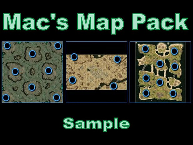 Mac's Map Pack - Sample