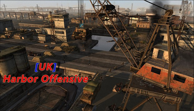 [UK] Harbor Offensive (version 1.22)
