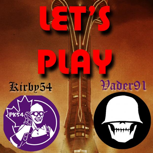 Kirby54 and Vader91 Play TF2 #1