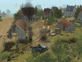 German Town Assault