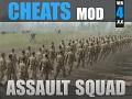 Cheats mod - Assault Squad 4.5.2