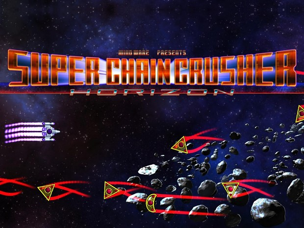 Super Chain Crusher Horizon Trian(JPN)
