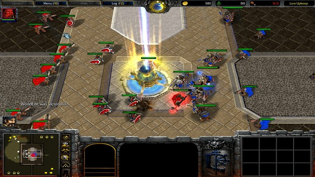 Warcraft ARENA