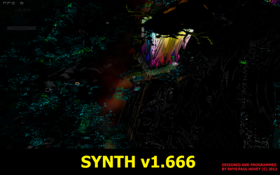 SYNTH video game and -WAVESPACE engine- DEMO mp3s