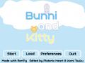 Bunni and Kitty 2.0 windows