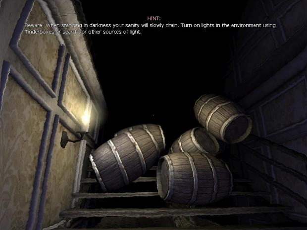 Scary Barrels - Traducida