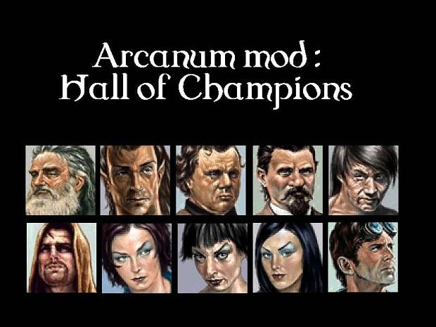 Hall of Champions 1.3