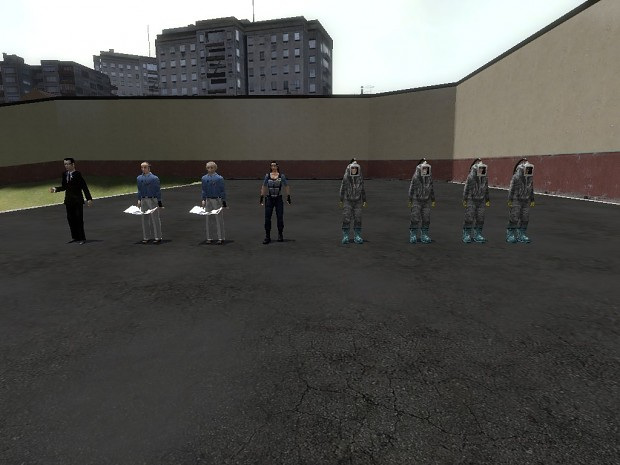 Half-Life ReBuilt Snpcs (Half-Life Visitors) Full