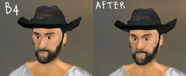 Improved Cowboy Model