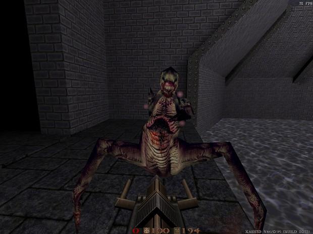 QRU: Quake Reforged Bestiary textures, v1.0