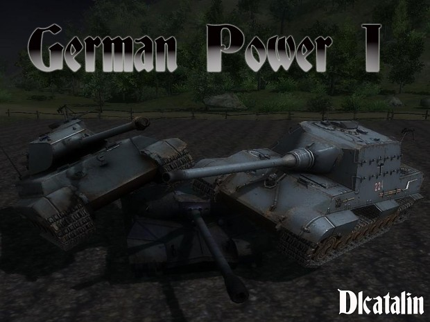 German Power 1 MOW ver ( Full Overhaul & Fixed )