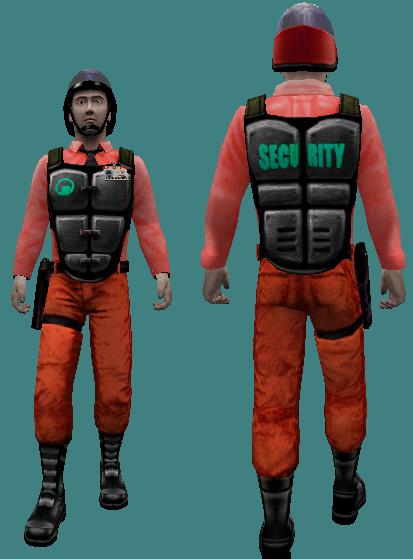 Sven Coop Barney Red Suit