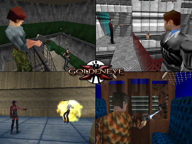 GoldenEye: X - Patch 5a