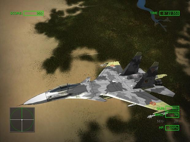 Su-37 Yellow Squadron