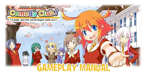Cherry Tree High Comedy Club Gameplay Manual
