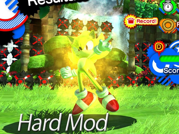 Sonic Generations : CyBTeam Hard Mod | Bêta 1.2