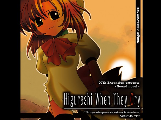 Higurashi When They Cry Demo