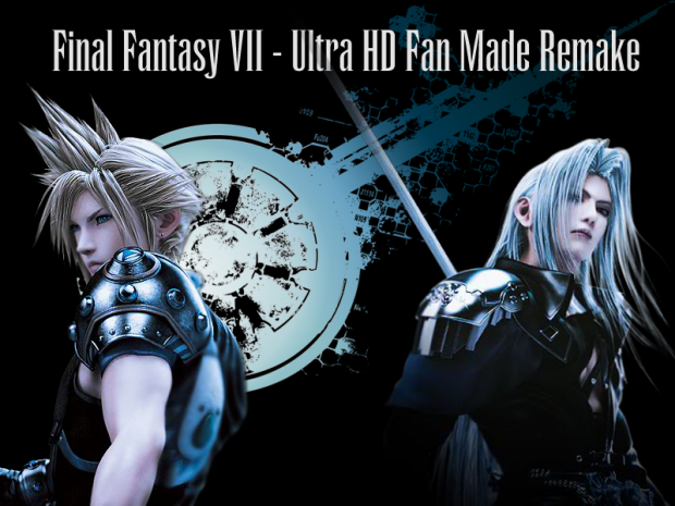 Final Fantasy VII - UltraHD Fan Made Remake Mod