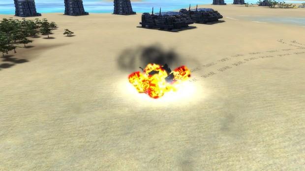 Firey Explosion Mod 2.3