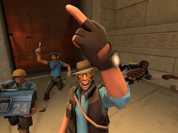 Sniper Flip Taunt