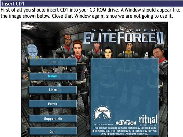 How to install EF2 correctly on Windows 7