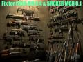Fix for FERR-UM 0.4 & SHOKER MOD 0.1