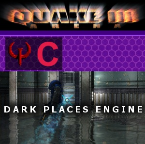 Quake c - Darkplaces loads Quake III maps