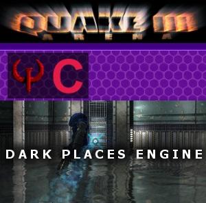 Quake c - Darkplaces loads Quake III maps