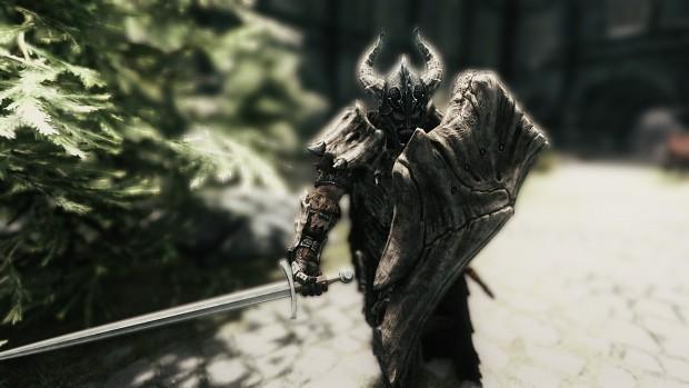Dragon Plate Armor Enhancement