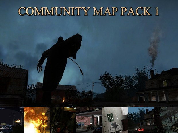 NMRiH Community Map Pack 1