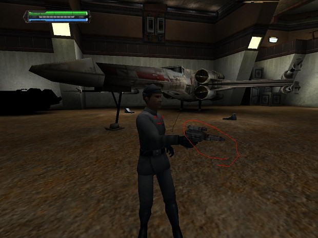 kotor weapons for jedi academy.