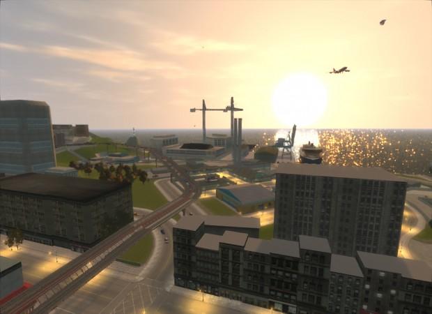 GTA III RAGE Classic DEMO Version (EFLC)
