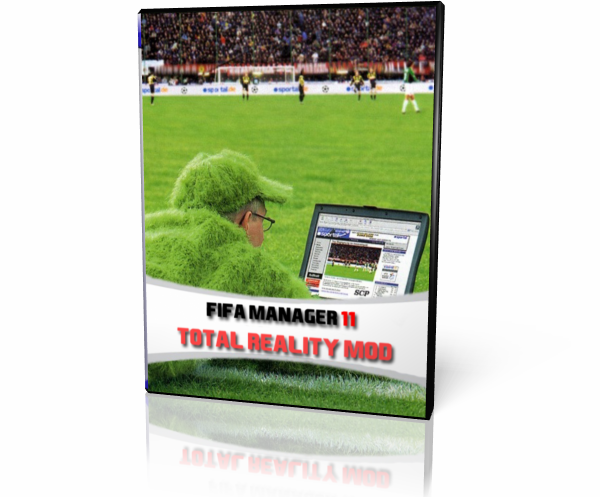 FIFA MANAGER 11: Total Reality Mod torrent