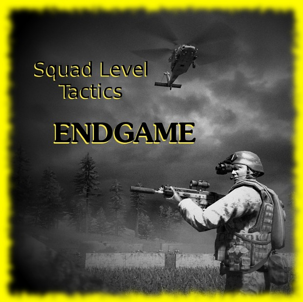 Squad Level Tactics Endgame revision 7
