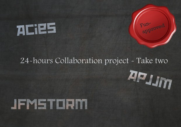 24-Hour Collaboration - Take two Release